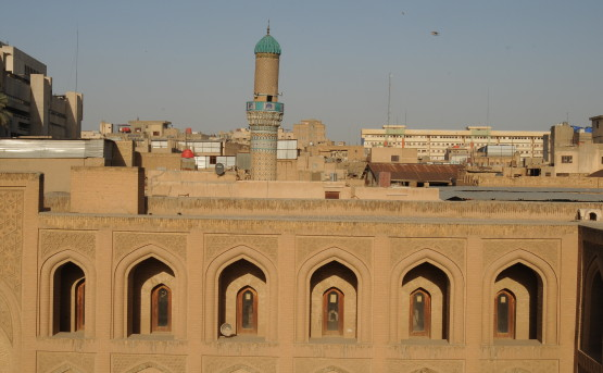 the-historic-Mustansiriya-School-building-in-old-Baghdad