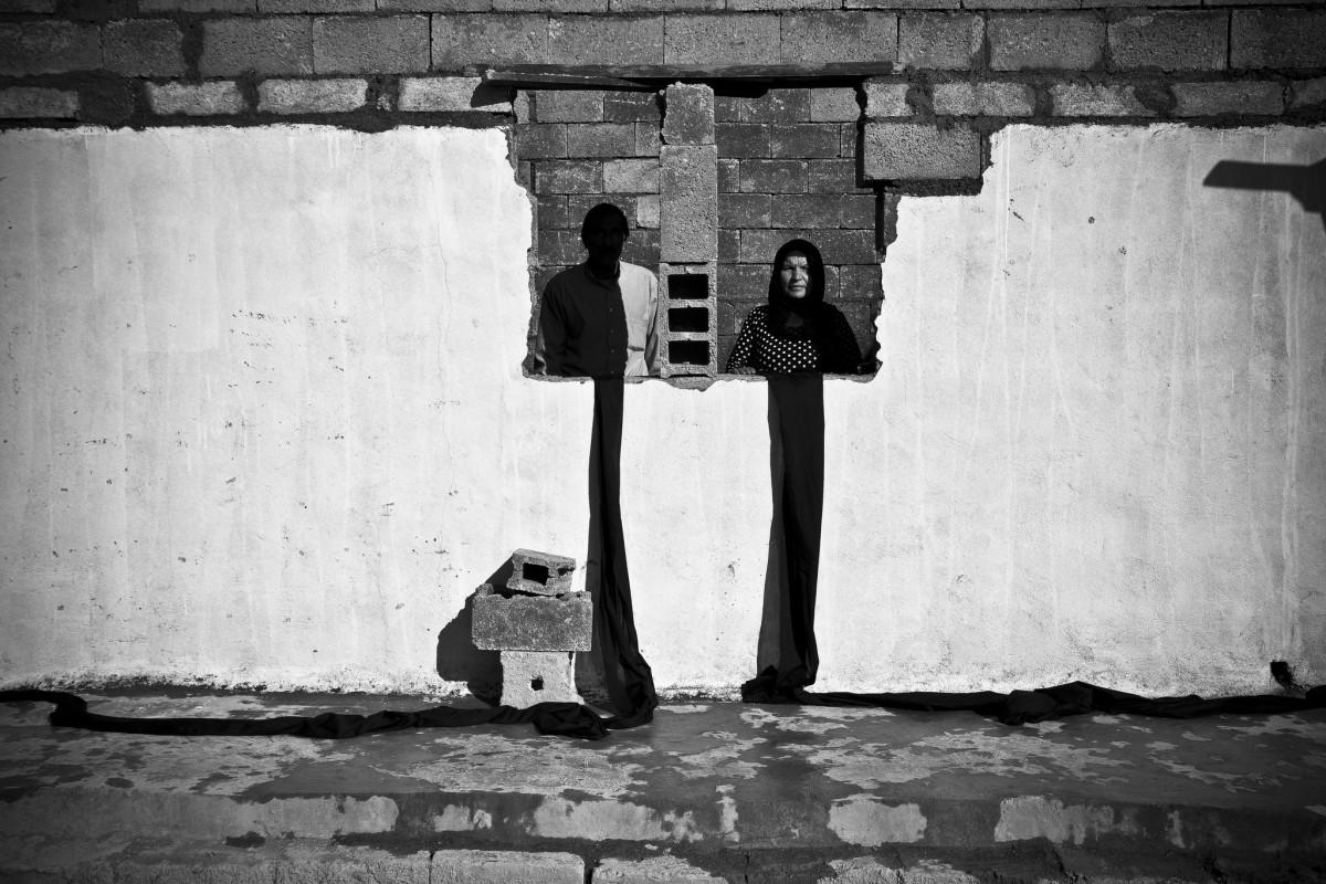 Akam Shex Hadi, Untitled, 2014-15. B+W digital print on Innova-Baryth Smoothgloss paper. 30 x 45 cm. Courtesy the artist.