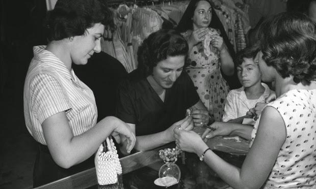 Baghdad in the 50s. Photograph: Latif al-Ani. Courtesy of Latif al-Ani and the Arab Image Foundation.