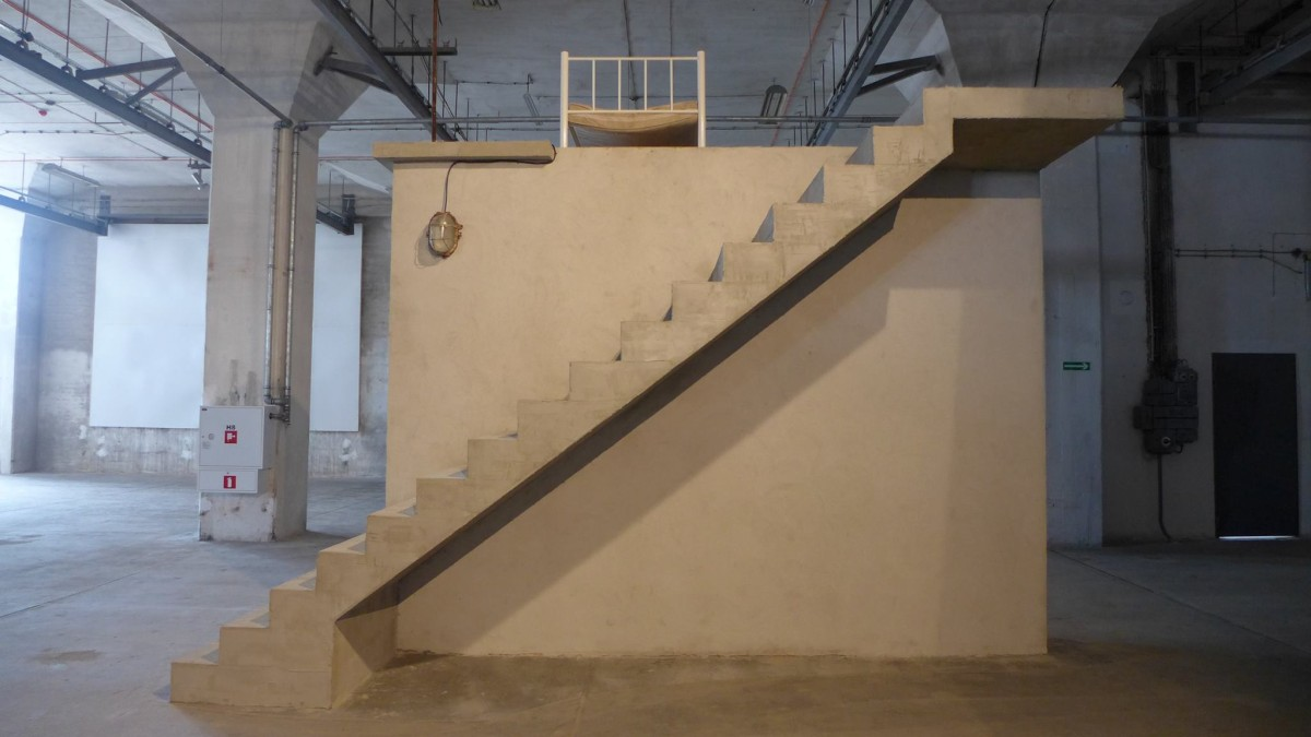 Hiwa K, One Bedroom Apartment, 2014. Courtesy of the artist.