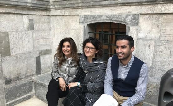 The Erbil based artist Ava Nadir meets Rabab Ghazoul.