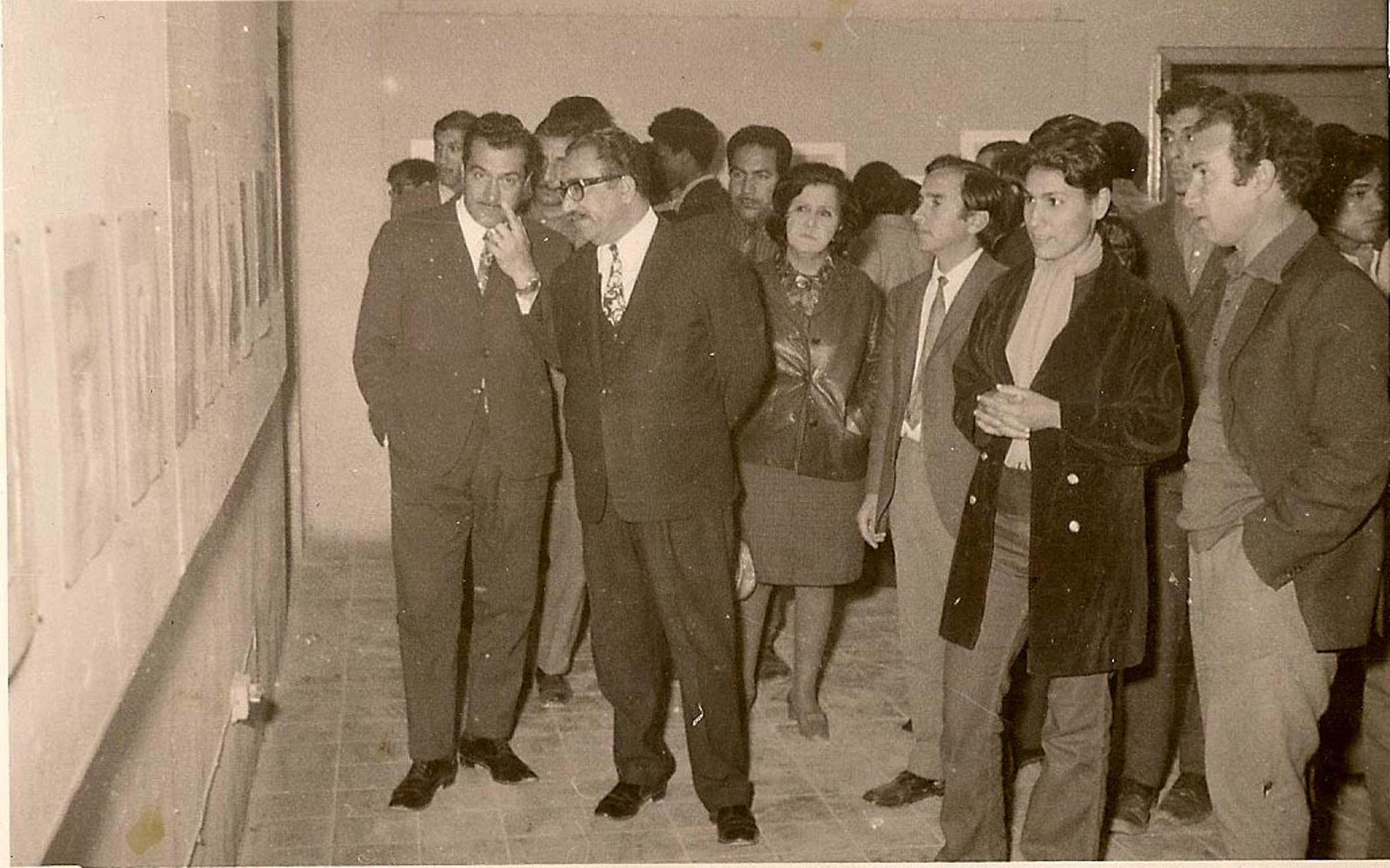 Baghdad, 1973
